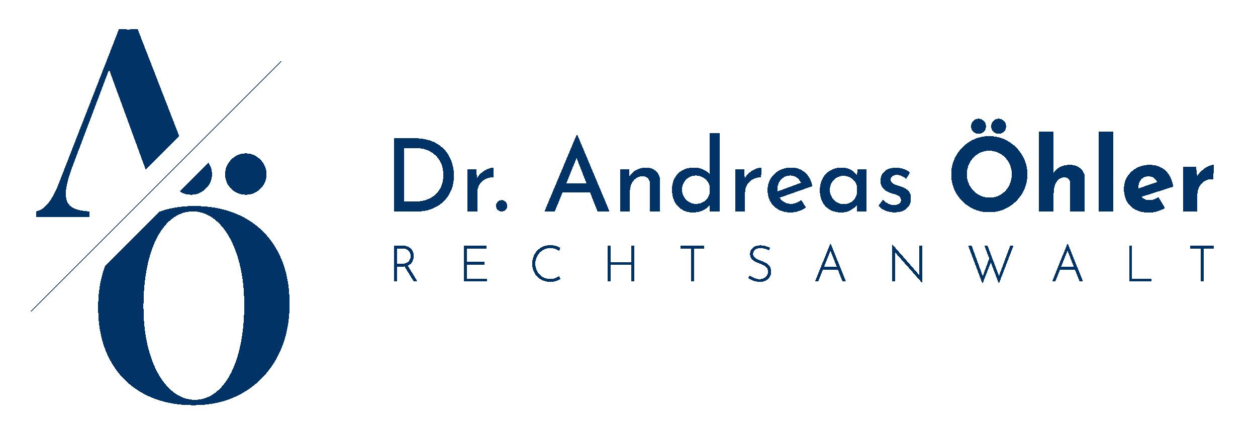 Dr. Andreas Öhler - Logo